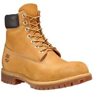 Timberland 6'' Premium Wheat Nubuck 10061 Size 8